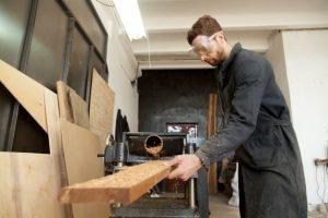 ייצור עץ