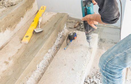 כיצד קודחים בבטון? איך עובד קידוח בטון ביהלום?