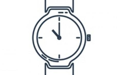 איך עובד שעון יד ?