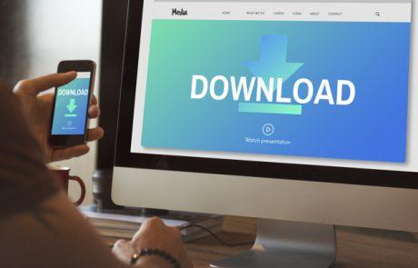 איך עובדת תוכנה להורדת קבצים באינטרנט?