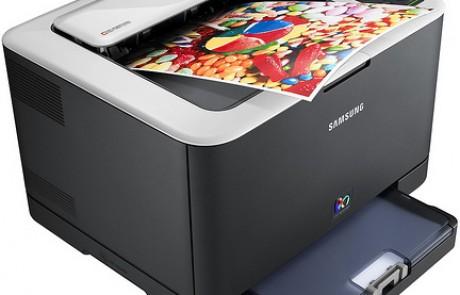 כיצד עובדת מדפסת?